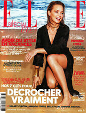 ELLE France 22 July 2016 VIRGINIE EFIRA Gregory Derkenne VALENTINE BOUQUET @New@