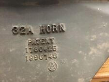 Western Electric 32A Horn