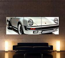 PORSCHE 911 SPEEDSTER Cuadro Lienzo Pared Impresión Artística coche deportivo