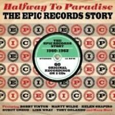 HALFWAY TO PARADISE THE EPIC RECORDS STORY 1960 - 3 CD SET