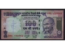 INDIA 100 RUPEE 2005 Mahatma Gandhi F Cond Note / GREAT BARGAIN!