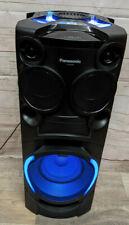 Panasonic SC-TMAX40 Party-/ Karaoke Lautsprecher ,Bluetooth, Party Musikanlage