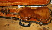 old 19th century antique violin