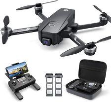 Holy Stone HS720E RC EIS Drohne mit UHD 4K Kamera GPS 2 Akkus Anti-Shake Drone