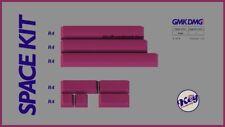 GMK DMG R2 Spacebars Kit Doubleshot Keycap Keyset SEALED