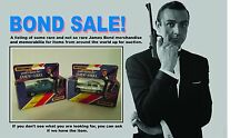 "James Bond 007 Matchbox diecast  ""A View To A Kill"" - Rolls Royce & Renault Taxi"