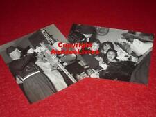 [JEANNE CLAUDE / CHRISTO ] EL GABES 1956 FÊTE 2 Photos Album Famille 5 GUILLEBON