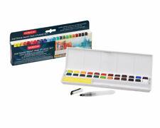 Derwent Inktense Paint Pan Studio Set of 24 Colours