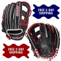 """2021 Wilson A2000 11.75"""" Infield Baseball Glove 1785SS Model SuperSkin"""