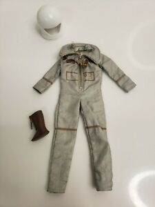 Rare Vintage Barbie Miss Astronaut #1641 Uniform Parts Lot