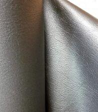 BLACK NON-PERFORATED Vinyl CAR HEADLINING Fabric VW Beetle Ford MG MINI