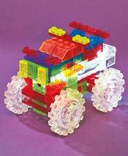 The Lakeside Collection 6 in 1 Laser Pegs™ Construction  Monster Truck