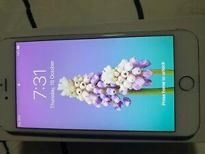 Apple iPhone 6s Plus - 128GB - Silver (Unlocked) A1687 (CDMA + GSM) (AU Stock)