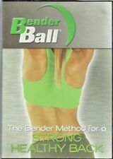 Bender Ball: The Bender Method for a Strong Healthy Back (DVD) DISC ONLY #A249