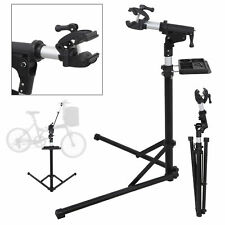 Pro Bicycle Aluminum Repair Stand w/Telescopic Arm Mountain Bike Cycle Rack
