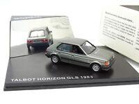 Norev 1/43 - Talbot Horizon GLS 1983 Grise