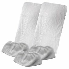 for KARCHER Steam Cleaner Hand Tool Terry Cloth Covers SC1 SC1002 SC1020