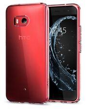 Spigen Liquid Crystal Schutzhülle Case Cover für HTC U11 clear