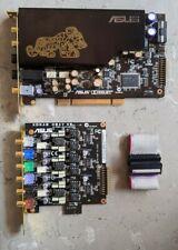 ASUS Xonar Essence ST PCI + 7.1 daughter board