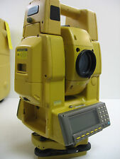 TOPCON GPT-8205A ROBOTIC TOTAL STATION W/ RANGER 200C, ONE MONTH WARRANTY