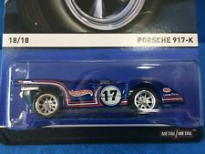 Hot Wheels 2015 Real Riders Porsche 917-K '15 Metal on Metal