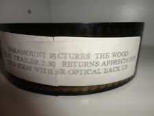 THE WOOD (1999) 35mm Movie Trailer film collectible FLAT 2min 30secs