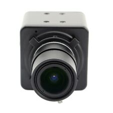 1080P 120fps PC Webcam with 2.8-12mm Mannual Varifocal Lens Security USB Camera