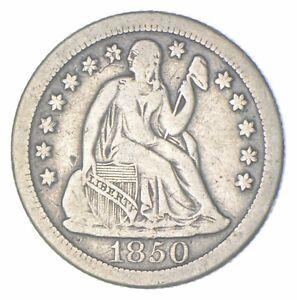 Historic 1850-O Seated Liberty Dime *888