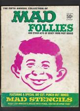 Mad Follies 5 Gd 2.0 1967 Hi-Res Scans