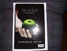 STEPHENIE MEYER – Twilight / Life and Death:  Twilight Reimagined