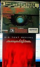 Big Tent Revival - Amplifier (CD, 1998, Ardent/Forefront (BMG), USA)