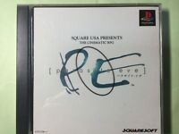 PS1 Parasite EVE Japan PS PlayStation 1 F/S