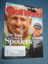November 30, 2009 old vintage Golf World magazine year spoilers Stewart Clink