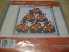 Sweet Delights (Candies) Trivet Cross Stitch Kit 6 Inch Square