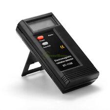 New Accurate Digital Electromagnetic Radiation Detector Sensor EMF Meter Tester