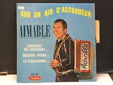 AIMABLE Sur un air d'accordeon EPS 1361