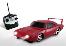 Fast & Furious_1:24 Scale '69 Dodge Charger Daytona Full Function Radio Control