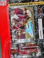 NFL 2004 Diecast Hummer H2, San Francisco 49ers, NEW