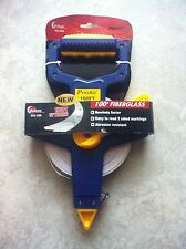 fiberglass tape measure Proskit 100 foot NEW professional tools