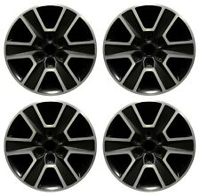 "18"" Ford F150 2015 2016 2017 Factory OEM Rim Wheel 3997 Matte Black Full Set"