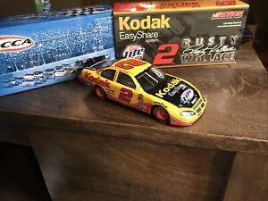 Action Rusty Wallace #2 Kodak 2004 Intrepid club Car- T-58
