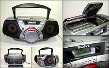 SONY CFD-G30L CD Radio Cassette-Corder Boombox