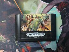 Sega Genesis Golden Axe II Authentic Tested & Working