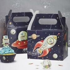 Space Adventure Party Boxes - Boys Spaceship Party Boxes - Space Party Boxes