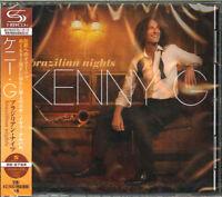 KENNY G-BRAZILIAN NIGHTS-JAPAN SHM-CD F83