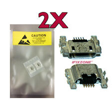 2 X Micro USB Charging Sync Port Sony Xperia Z ULTRA XL39h C6802 C6806 C6833 USA