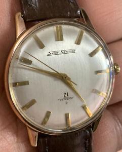 1967 Seiko Skyliner Manual Winding 36mm Cal. 402 Vintage Watch (J15006)