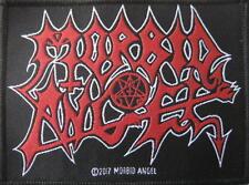 "MORBID ANGEL PATCH / AUFNÄHER # 14 ""CLASSIC LOGO"" - 10x8cm"