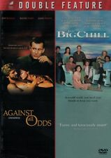 Against All Odds / The Big Chill (DVD 2 disc)  NEW