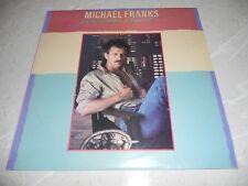"Michael Franks ""Passionfruit"" 1983 LP+inner Jazz/Funk Oz WB 239621 NM"